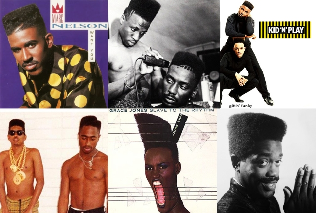 hi top fade 90s educate elevate