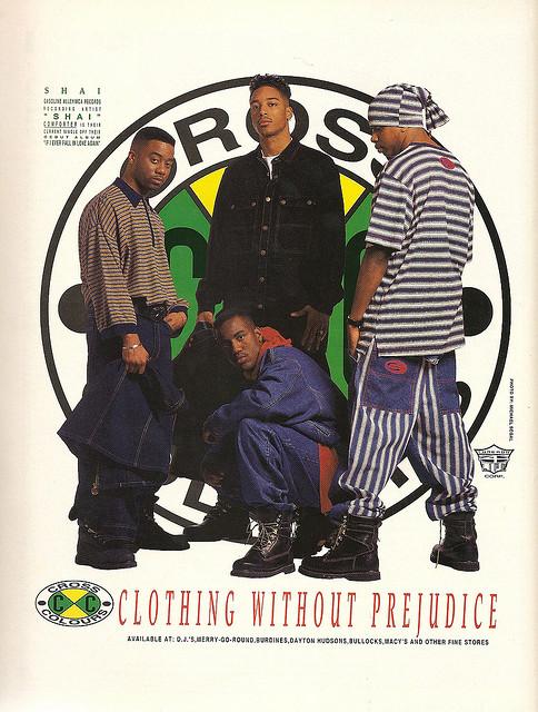 Vintage Hip Hop Clothing Brands
