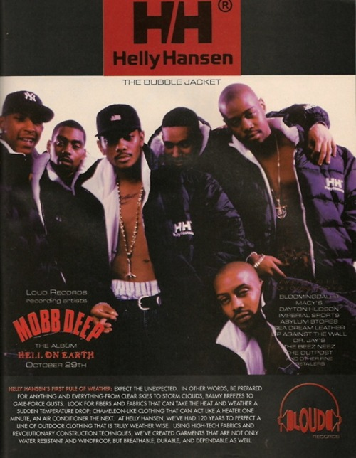 Helly Hansen 90s Mobb Deep Educate Elevate