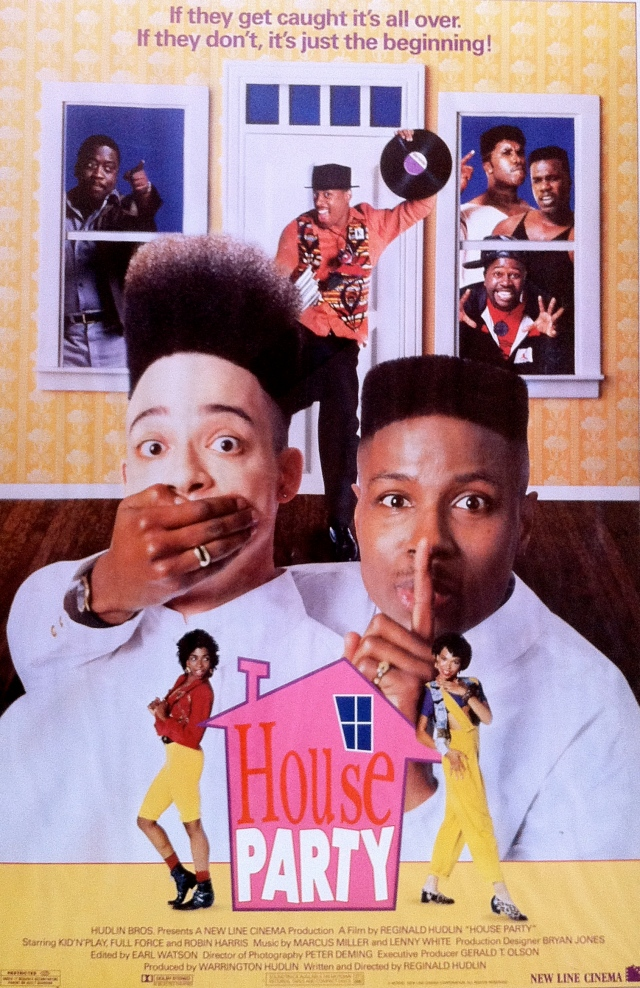 house party educate elevate 90s